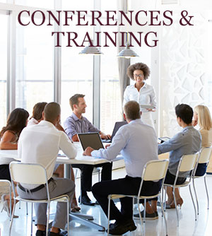Conferences & Training